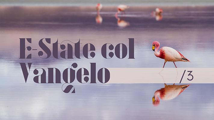 XIII Domenica T.O. [B]   E-State col Vangelo